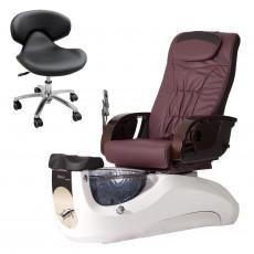 Педикюрное СПА кресло Bravo LE Features C