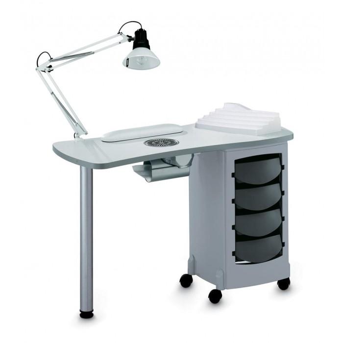 Стол маникюрный с вытяжкой 164LX С